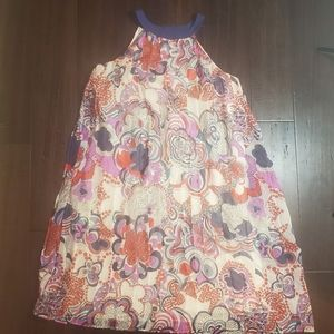 Liberty Sleeveless Midi Dress sz Small